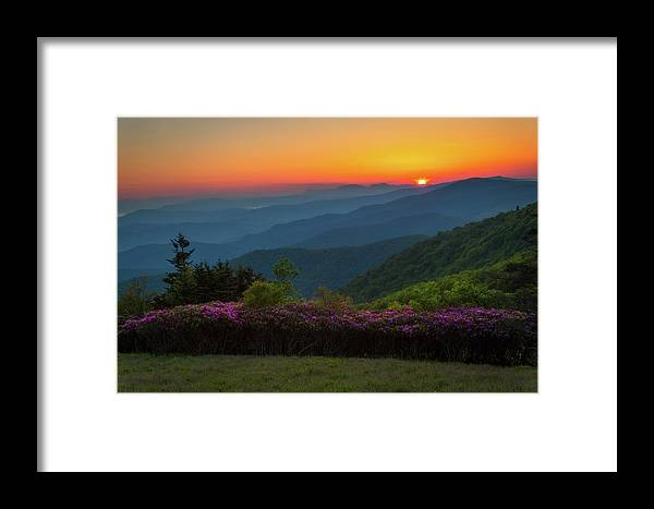 2017 Framed Print featuring the photograph The Sunrise Glow - 3482 by JW Photography