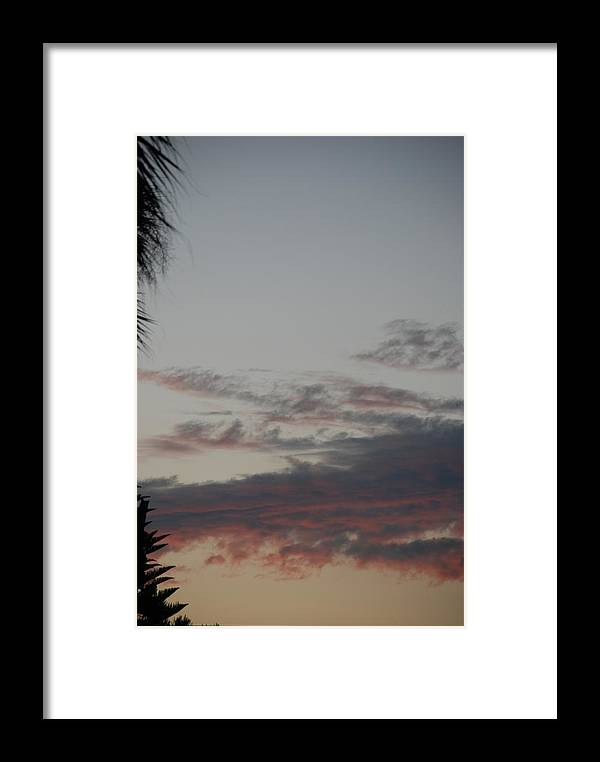 Sunset Framed Print featuring the photograph The Sunset by Rob Hans