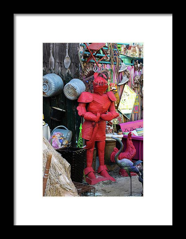 Pennsylvania Framed Print featuring the photograph The Tin Man by Stewart Helberg