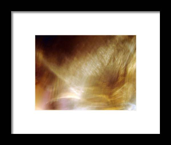 Abstract Framed Print featuring the photograph The Way Light Can Be by Jane Tripp