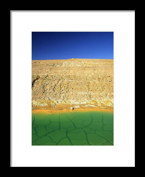 Landscape Framed Print featuring the photograph The Wild And The Blue Yonder by Randy Oberg