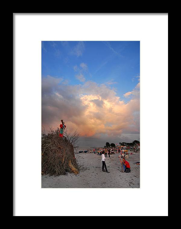 Witch Framed Print featuring the photograph The Witch by Robert Lacy