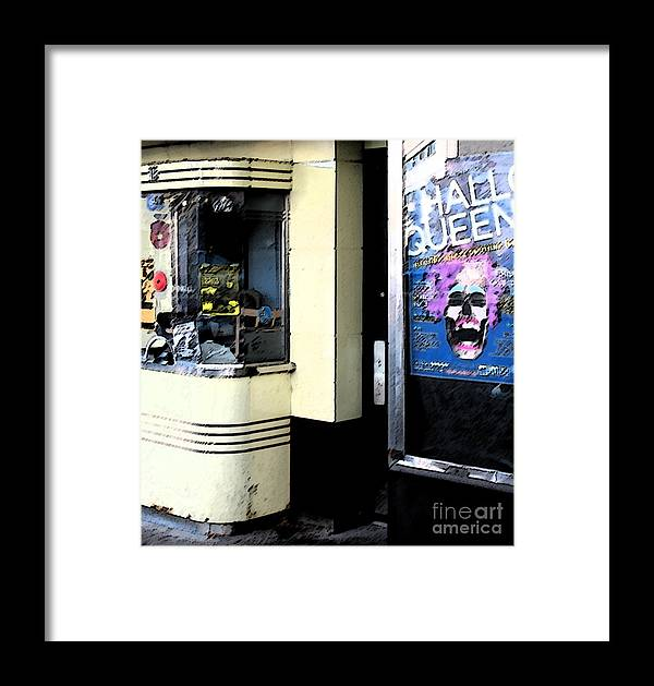 Theatre Framed Print featuring the photograph Theatre by Gary Everson