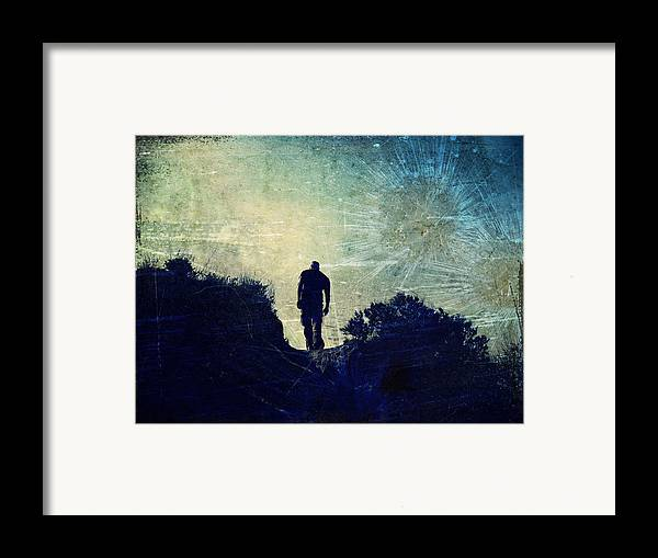 Texture Framed Print featuring the photograph This Is More Than Just A Dream by Tara Turner