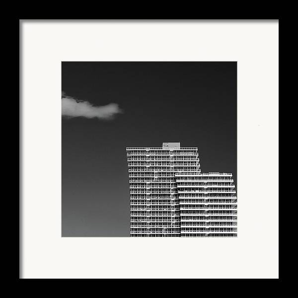 Architecture Framed Print featuring the photograph Three Steps To Heaven by Dave Bowman