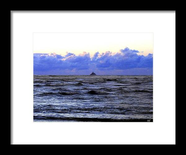 Lighthouse Framed Print featuring the photograph Tillamook Rock Lighthouse by Will Borden