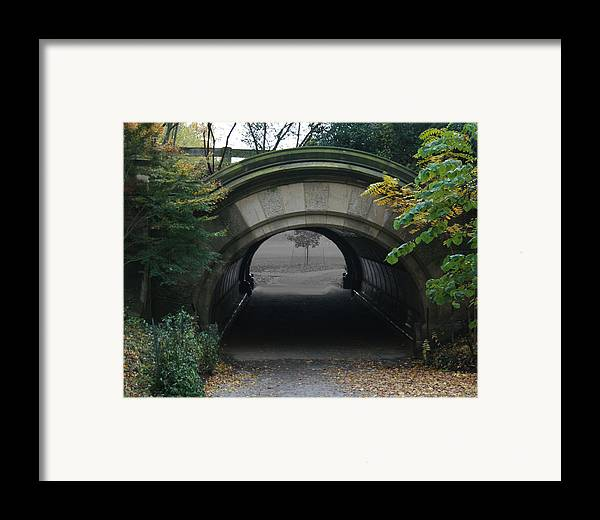 Photography Framed Print featuring the photograph Time Tunnel by Bill Ades