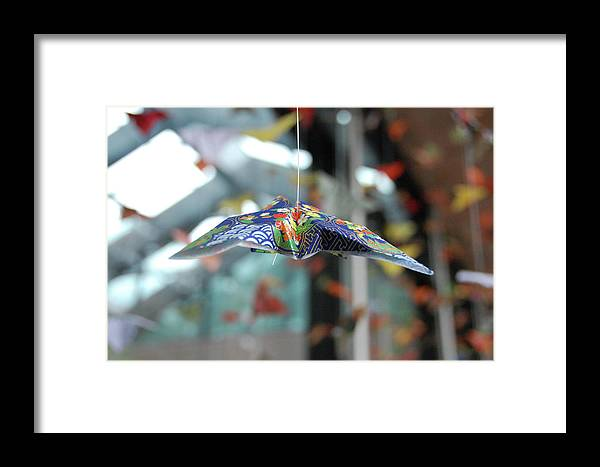 Art Framed Print featuring the photograph To Tokyo by Marcus L Wise