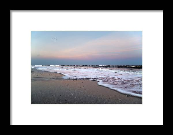Topsail Framed Print featuring the photograph Topsail Dome-esticated Evening by Betsy Knapp