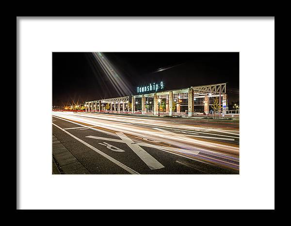 Township 9 Framed Print featuring the photograph Township 9 by Elizabeth Delgado