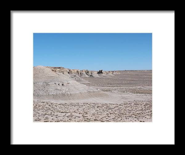 Framed Print featuring the photograph Trail Of The Acients by Curtis Willis