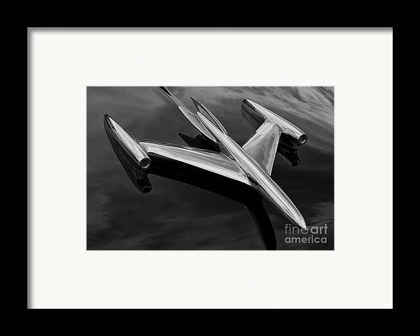Classic Car Framed Print featuring the photograph Transcendent by Toni Chanelle Paisley