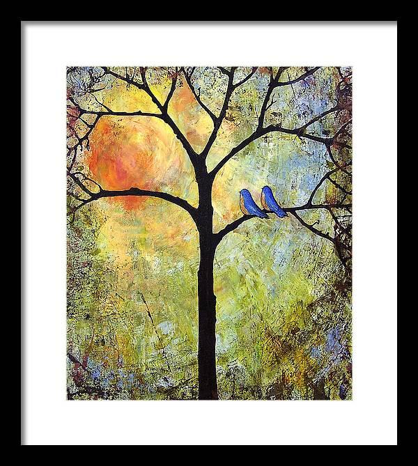 Sunshine Tree of Life  by Blenda Studio
