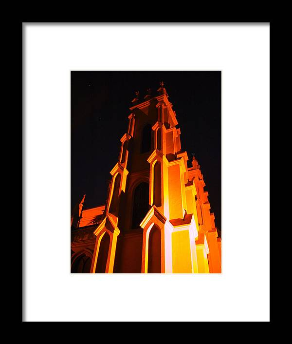 Church Framed Print featuring the photograph Trinity by Michele Caporaso