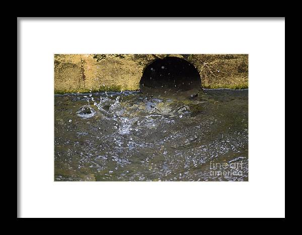 Tunnel Framed Print featuring the photograph Tunnel by Anita Goel
