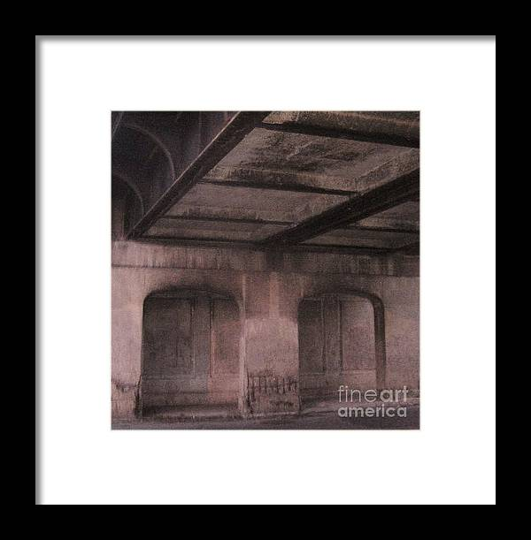 Tunnel Framed Print featuring the photograph Tunnel by Reb Frost