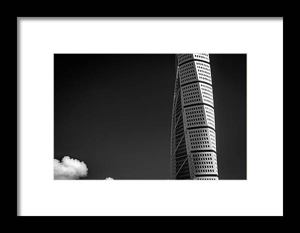 Escandinavia Framed Print featuring the photograph Twisted #3 by Michael Niessen