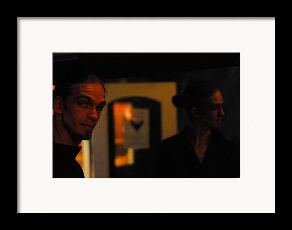 Chef Framed Print featuring the photograph Two Of A Kind by Steven Crown