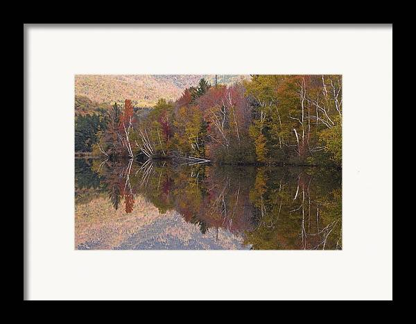 Maine Framed Print featuring the photograph Umbagog Lake by Henry Krauzyk