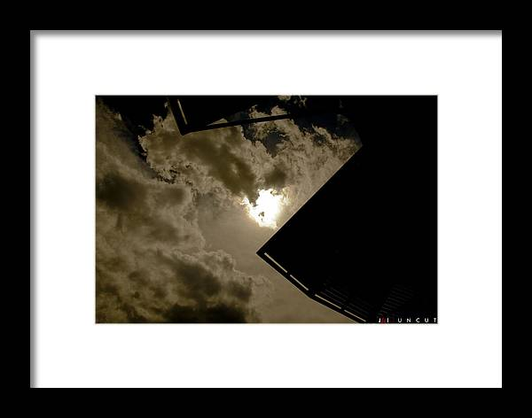Sky Framed Print featuring the photograph Uncut by Jonathan Ellis Keys