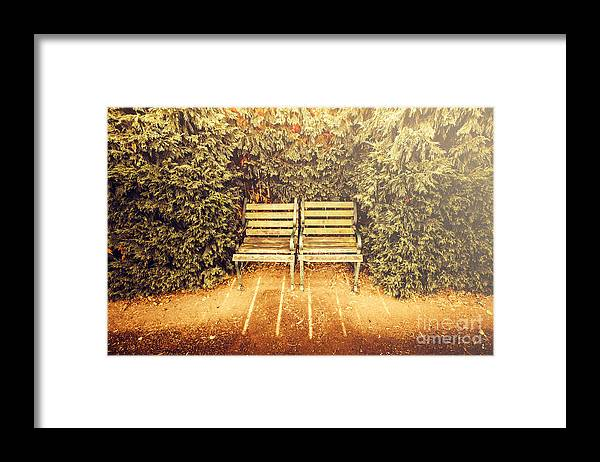 Departed Framed Print featuring the photograph Unfulfilled by Jorgo Photography - Wall Art Gallery