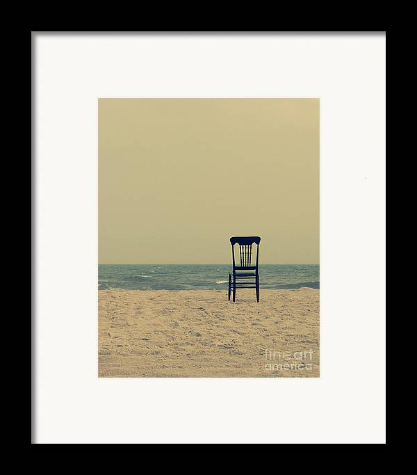Ocean Framed Print featuring the photograph Until Tomorrow And Tomorrow And Tomorrow by Dana DiPasquale