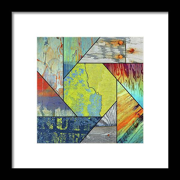 Urban Framed Print featuring the photograph Urban Colours 8 by Tara Turner