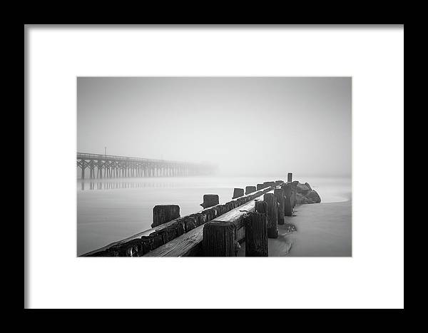 Pawleys Island Framed Print featuring the photograph Vansish Iv by Ivo Kerssemakers