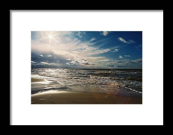 Sea Framed Print featuring the photograph Variety by Lukasz Aschenbrenner