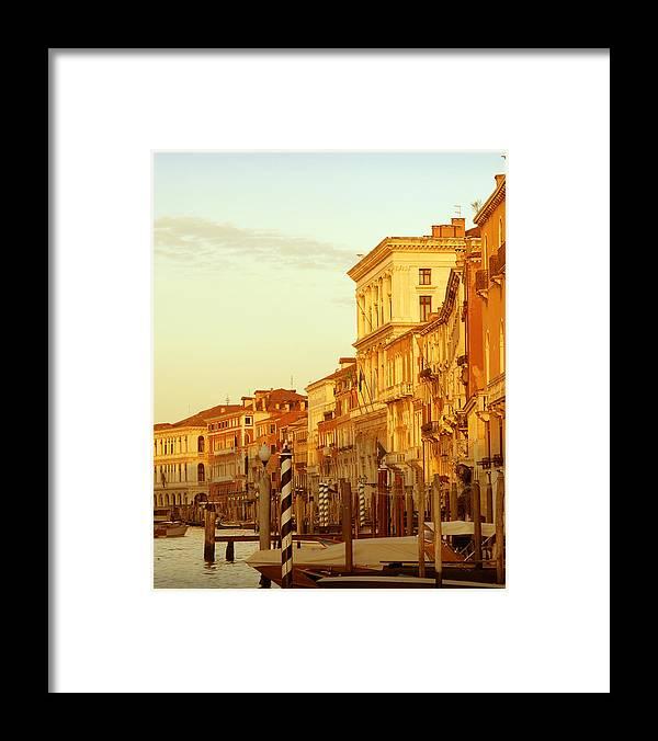 Venezia Framed Print featuring the photograph Venezia IIi by Rodika George
