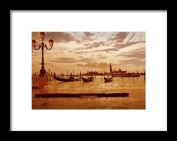 Venezia Framed Print featuring the photograph Venezia Iv by Rodika George
