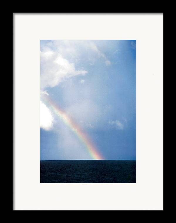 Landscape Framed Print featuring the photograph Vertical Number 15 by Sandra Gottlieb