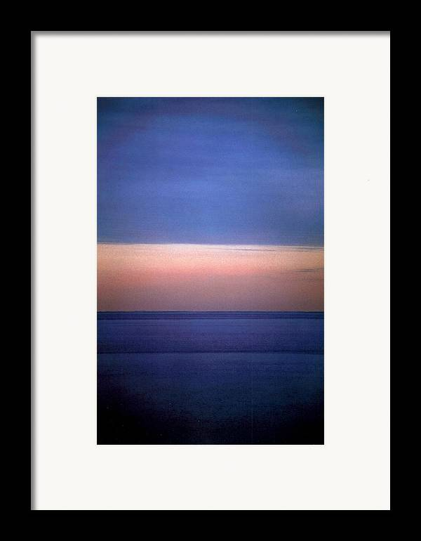 Landscape Framed Print featuring the photograph Vertical Number 18 by Sandra Gottlieb
