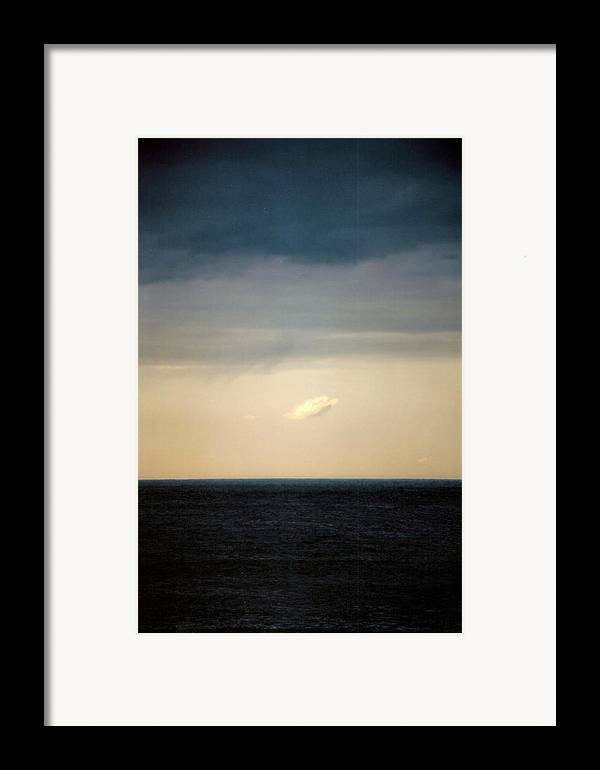 Landscape Framed Print featuring the photograph Vertical Number 20 by Sandra Gottlieb