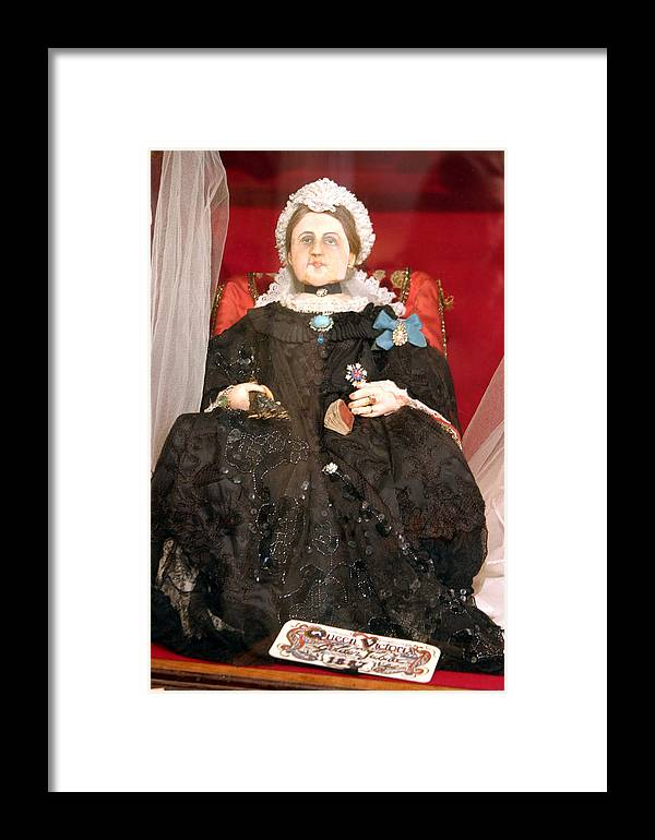 Photographer Framed Print featuring the photograph Vina Cooke Dolls 11 by Jez C Self