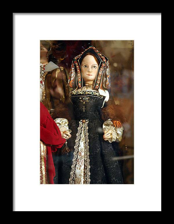 Photographer Framed Print featuring the photograph Vina Cooke Dolls 23 by Jez C Self
