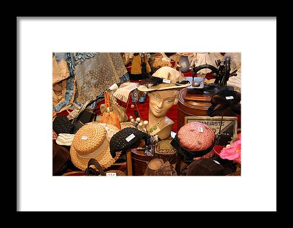Photographer Framed Print featuring the photograph Vina Cooke Dolls 35 by Jez C Self