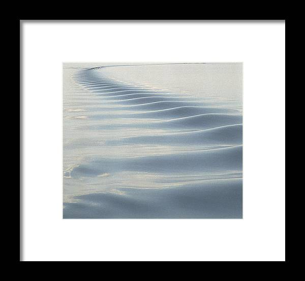 Alaska Framed Print featuring the photograph Wake by Marcus Best