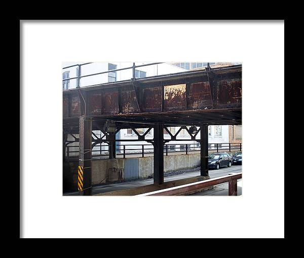 Walker's Point Framed Print featuring the photograph Walker's Point 5 by Anita Burgermeister