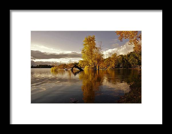Water Framed Print featuring the photograph Wall Approved by Erik Williams