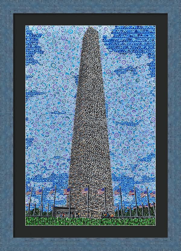 Washington Monument by Micah Mullen