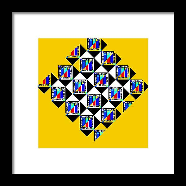 Primary Colors Framed Print featuring the painting Wasp Nest by Charles Stuart