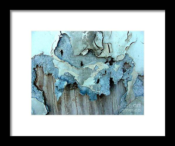 Digital Framed Print featuring the photograph Watching Paint Dry by Ron Bissett