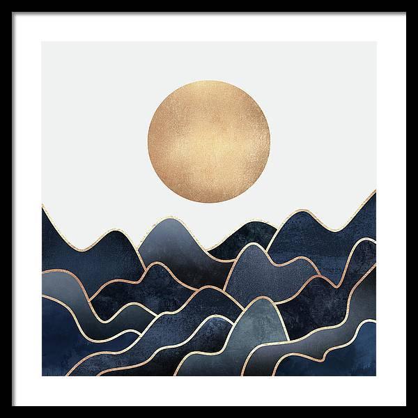 Waves by Elisabeth Fredriksson