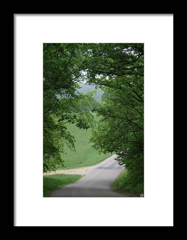 Welcome To Framed Print featuring the photograph Welcome by Bjorn Sjogren