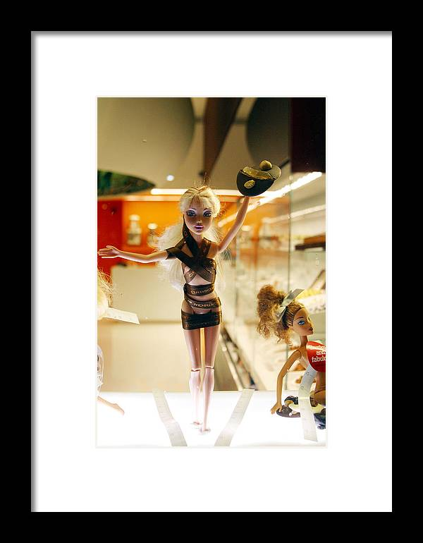 Jez C Self Framed Print featuring the photograph Welcome To My Small World by Jez C Self