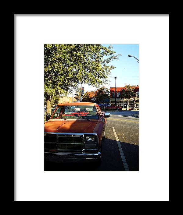West End Framed Print featuring the photograph West End by Flavia Westerwelle