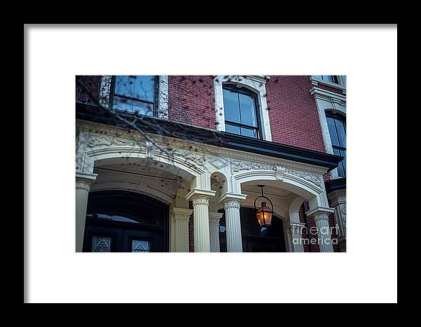 City Framed Print featuring the photograph West End Lanter by Corey Templeton