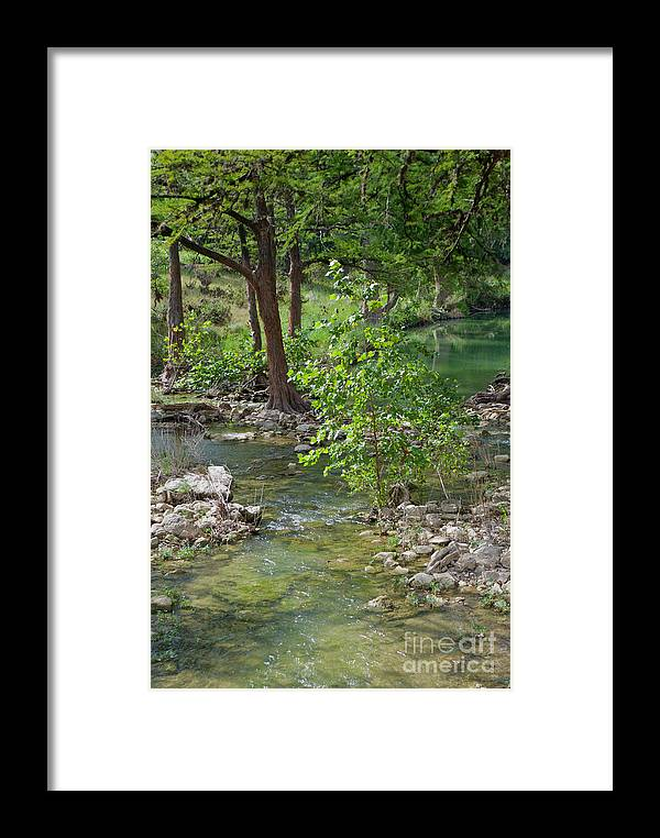 West Framed Print featuring the photograph West Sister Creek by Gary Richards