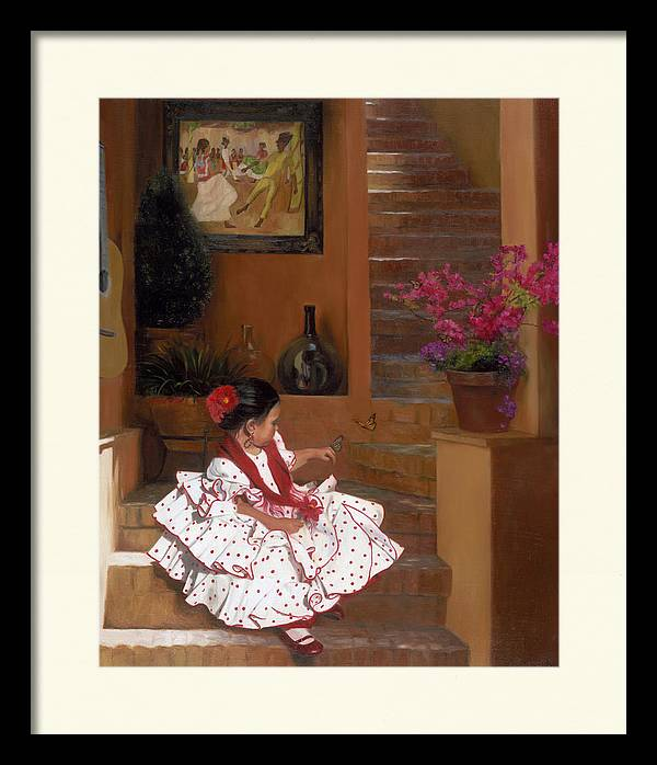 Western Grace of Good Cheer    Mexico    from The Three Graces of the West by Anna Rose Bain